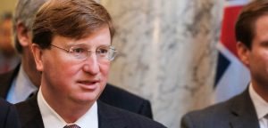 Governor Tate Reeves - Mississippi Free Press