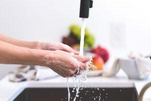 COVID-19 washing hands reminder - Mississippi Free Press