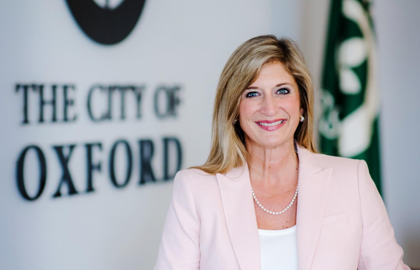 Oxford Mayor Robin Tannehill - Mississippi Free Press