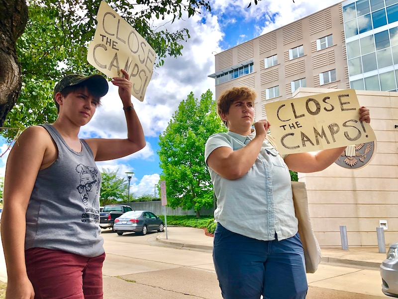 Sarah Bechdel and Rose Falvey - Mississippi Free Press