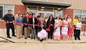 Christine Bell Amos - Big Creek General Store - Choctaw Indians - Mississippi Free Press