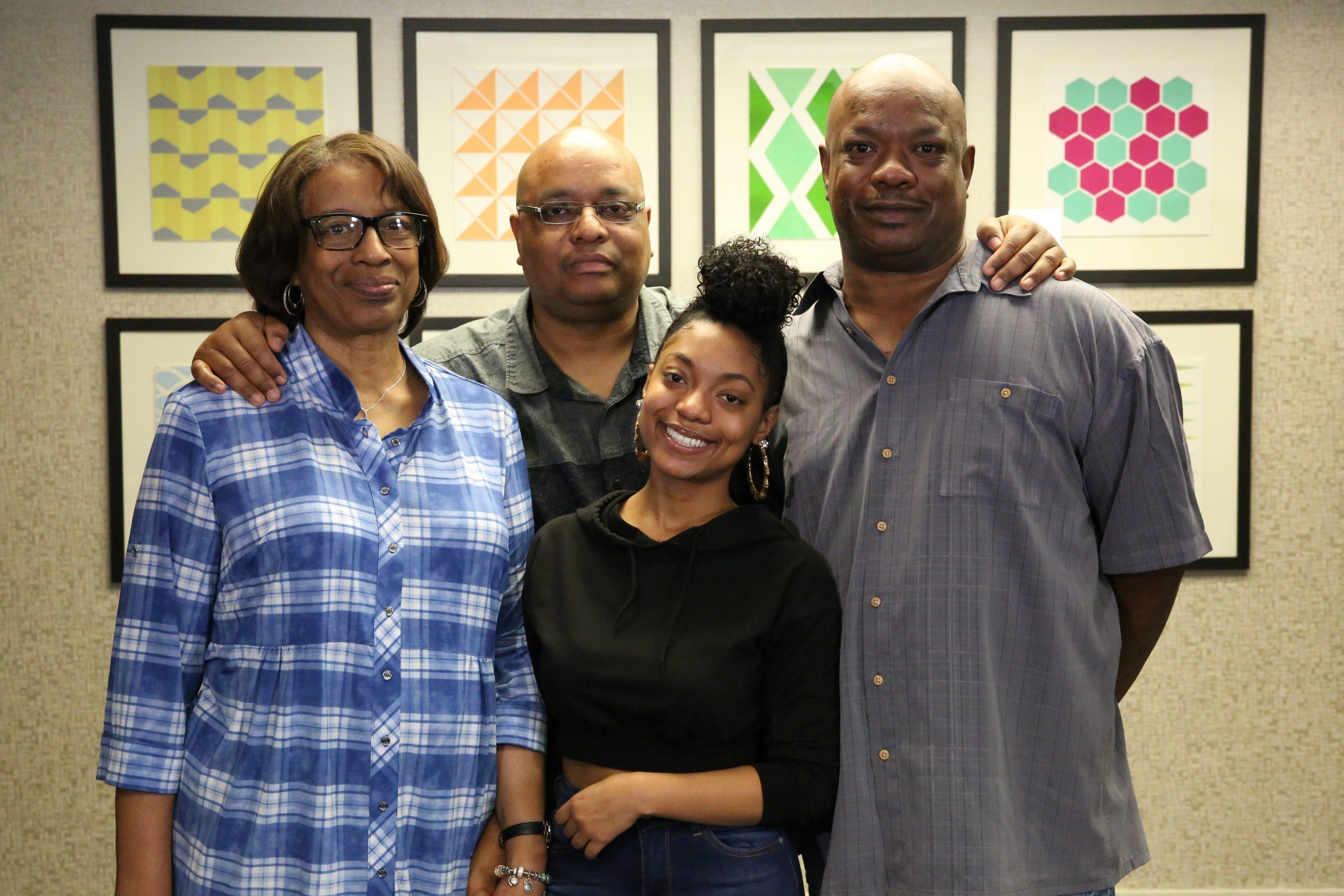 Family of Philip Gibbs, 50 years later