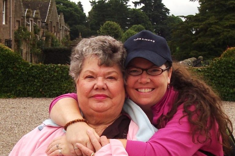 June and Susan Glisson - Mississippi Free Press