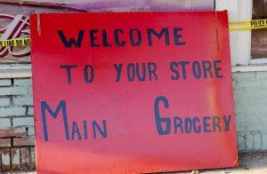 Main Street Market, Utica, MS