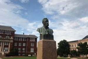 Stephen D. Lee Confederate Statue at Mississippi State University