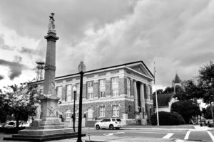 Forrest County Votes to Keep Confederate Monument in Majority-Black Hattiesburg
