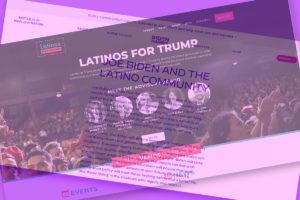 Biden - Trump Latino Pages - Mississippi Free Press