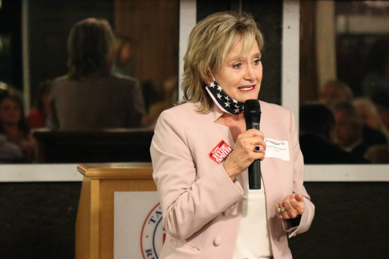Specifics Murky in Sen. Cindy Hyde-Smith's Federal Jackson Water Crisis Relief Bill