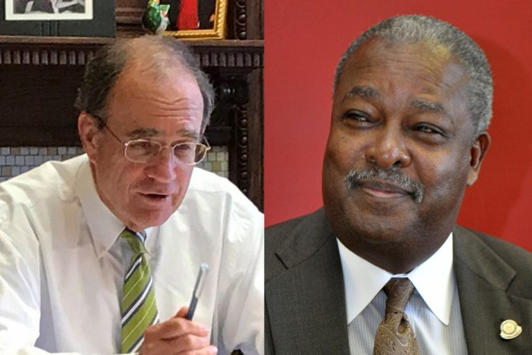 Hosemann Pins Water Blame on Jackson Leaders Since Last White Mayor; Harvey Johnson Factchecks