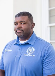 Public Works Director Charles Williams