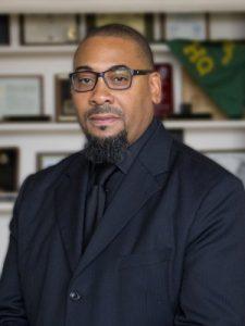 Portrait of Derrick Jackson