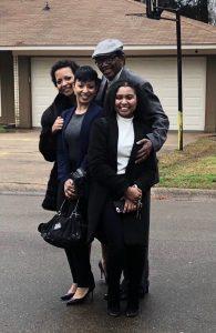 Jacquelin Amos family photo