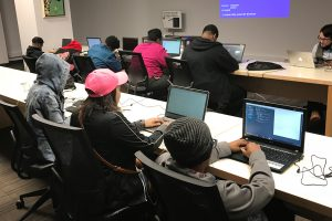 Mississippi Coding Academy students
