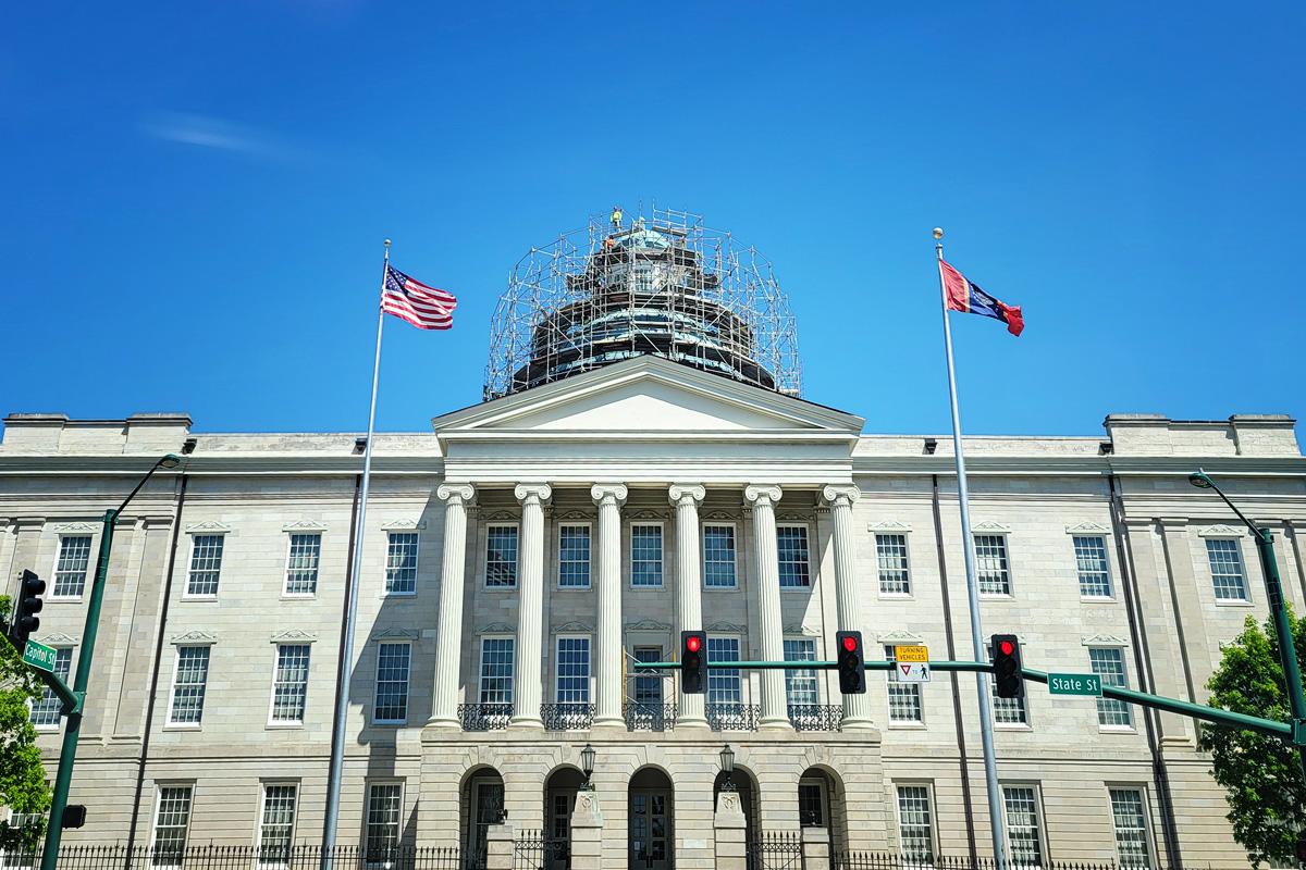 Mississippi Old Capitol building
