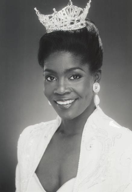 Pam McKelvy Hamner Miss Kansas 1992