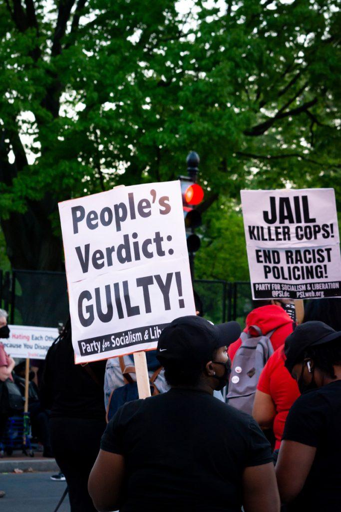 people's verdict guilty