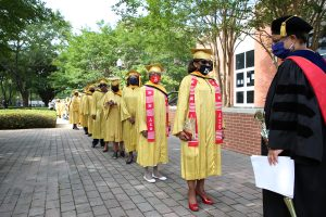 Amid Apology and Regret for Police Murders of Gibbs and Green, JSU Class of '70 Finally Marches