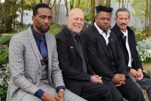 'Stepping Into the Sweet Unknown': Black Producer Brought Bruce Willis, But Wants to Do More for Capital City