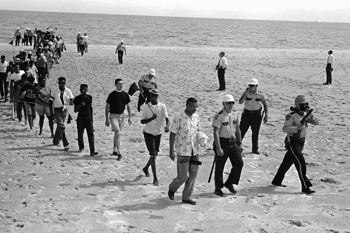 Biloxi wade-in, 1963