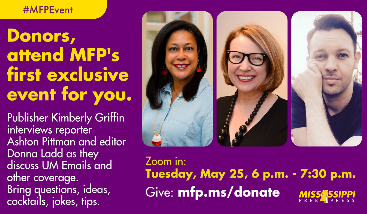 MFP exclusive event with Donna Ladd and Ashton Pittman