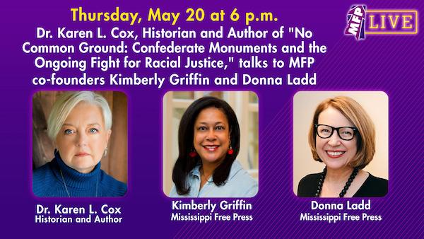 Karen Cox on MFP Live May 20, 2021