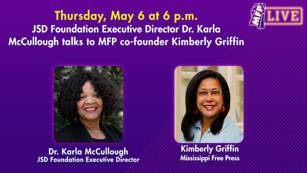 MFP Live - Karla McCullough - Kimberly Griffin