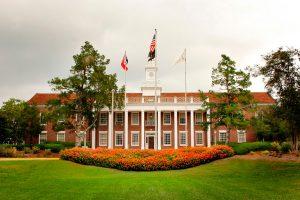 Mississippi State Hospital grounds