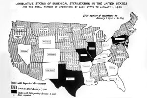 1935 US Sterilization Map