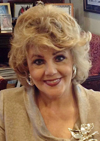 Portrait of Mary Hawkins Butler