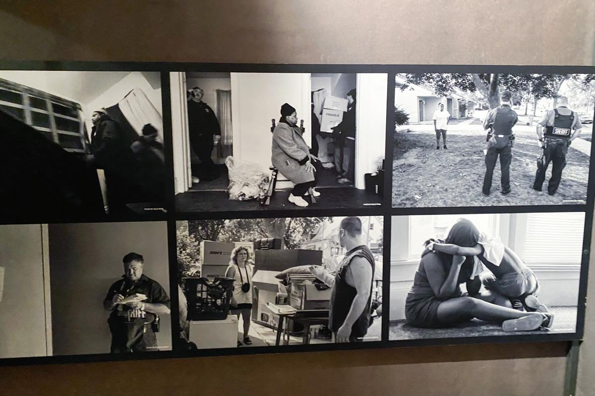 Evicted Exhibit