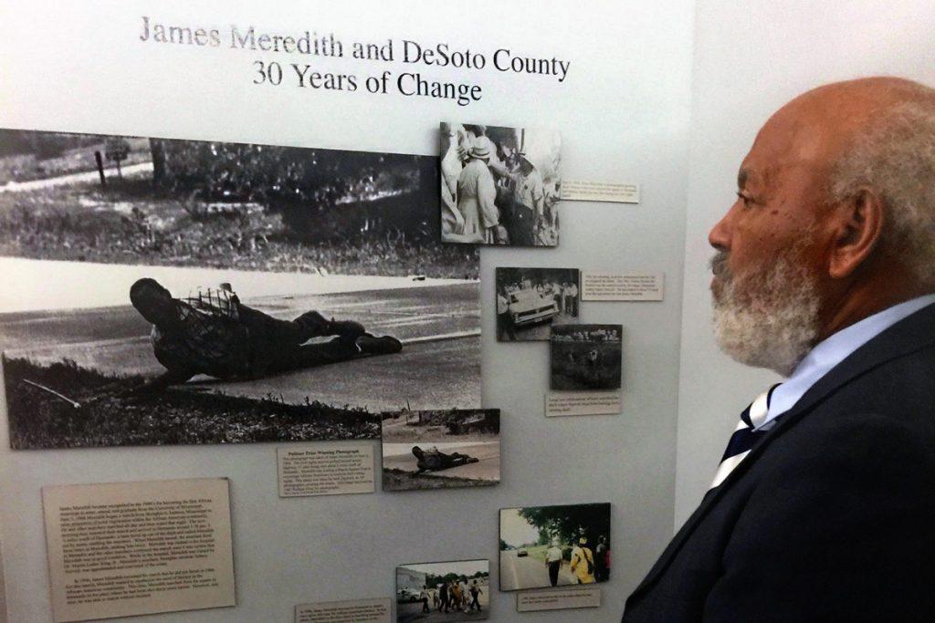 Exposition James Meredith et DeSoto County