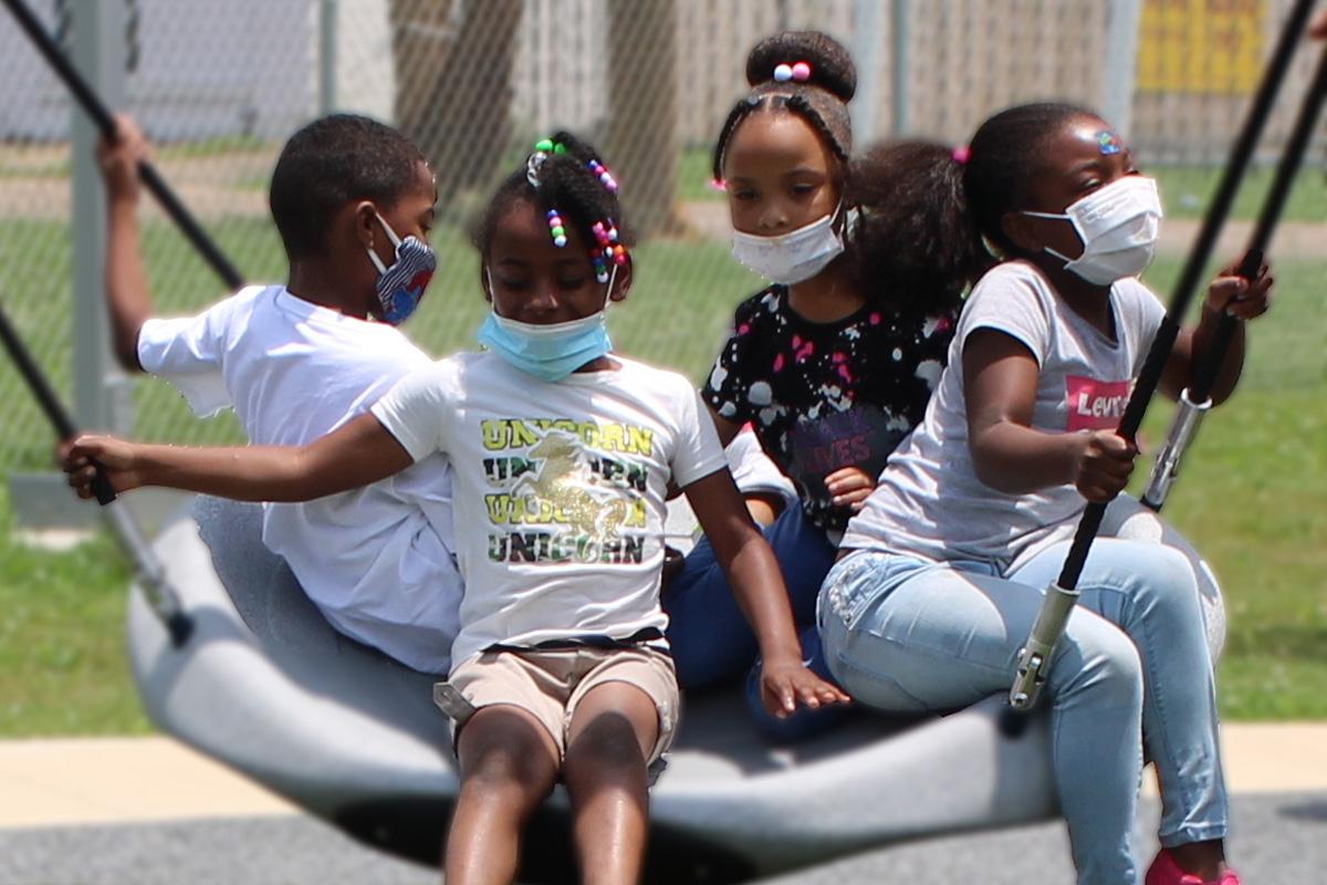 Summer Camp children