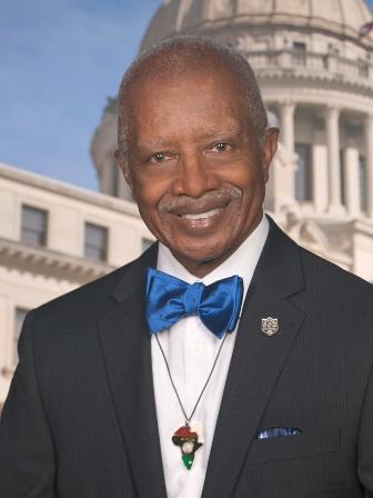 Senator Hillman Frazier's portrait