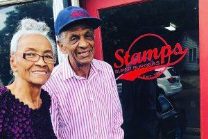 Barbara and Al Stamps