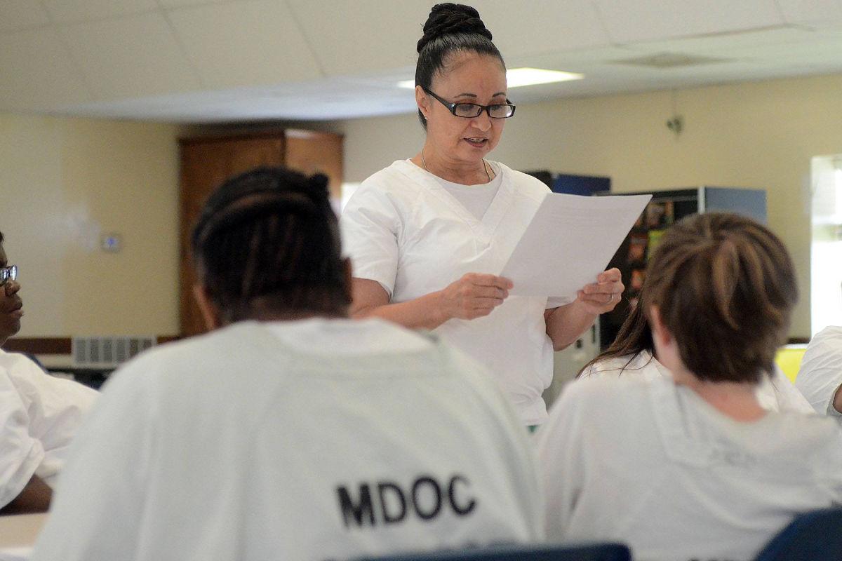 MDOC Prison photo