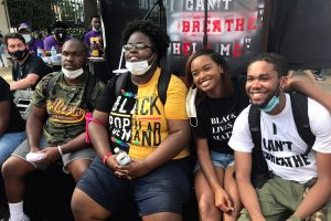 Young Black Activists Helped Change The State Flag. They Intend To Change The State.