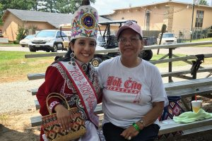 Comeback from COVID: Fair Again Celebrates Choctaw Culture, Hosts Stickball World Series