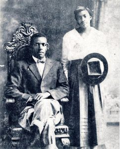 Lamar Smith and wife Annie Clark Holloway Smith