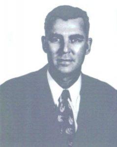 Headshot of Lincoln County Sheriff Bob Case