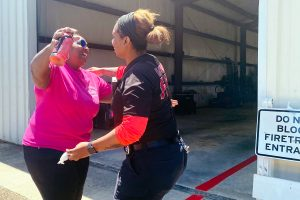 Black Women Firefighters Leading, Inspiring In Groundbreaking Roles on Gulf Coast